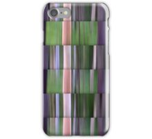 Bushland Abstract iPhone Case/Skin