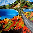 Drive to Eaglehawk Neck by Rachel Ireland-Meyers