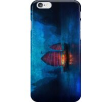 Secret Harbor, Vertical iPhone Case/Skin