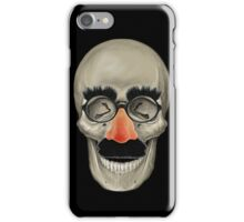Died Laughing - Skull iPhone Case/Skin