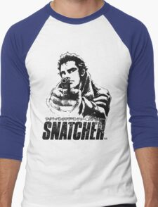 Snatcher Men's Baseball ¾ T-Shirt