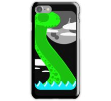 Nessie, I see you. iPhone Case/Skin