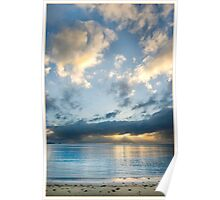 Morning light, Mission Beach, FNQ Poster