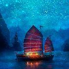 Secret Harbor, horizontal by Aimee Stewart