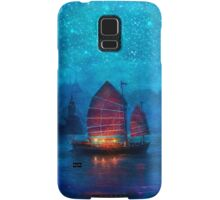 Secret Harbor, horizontal Samsung Galaxy Case/Skin