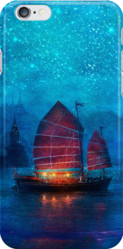 Secret Harbor, horizontal by Aimee Stewart
