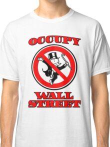 Occupy Wall Street Classic T-Shirt