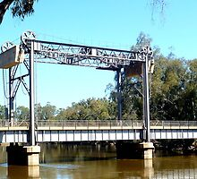 Nyah Bridge - Murray River Victoria by log0008