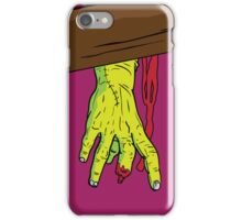Breaking In iPhone Case/Skin