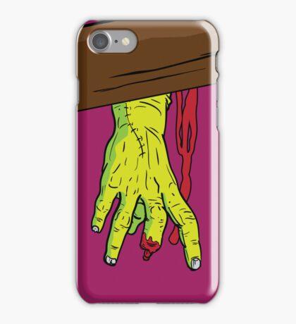 Breaking In iPhone Case/Skin