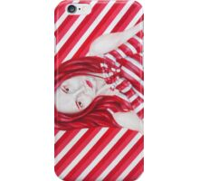 Stripey iPhone case iPhone Case/Skin