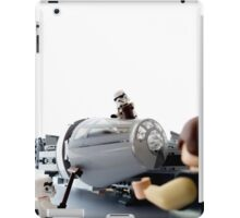 The Empire's gone, you work for me now. And I want two coats of wax this time. iPad Case/Skin