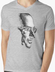 R.I.P. Steve Jobs 1955-2011 Mens V-Neck T-Shirt