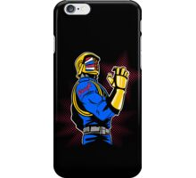Cobra Punk iPhone Case/Skin