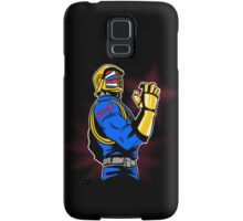 Cobra Punk Samsung Galaxy Case/Skin