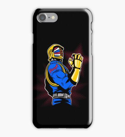 Cobra Punk iPhone Case/Skin