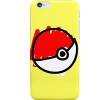 I choose you iPhone Case/Skin