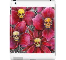 Skulls at the bottom of my garden iPad Case/Skin