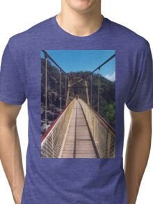 Cateract Gorge Tri-blend T-Shirt