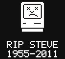 RIP Steve by AngryMongo