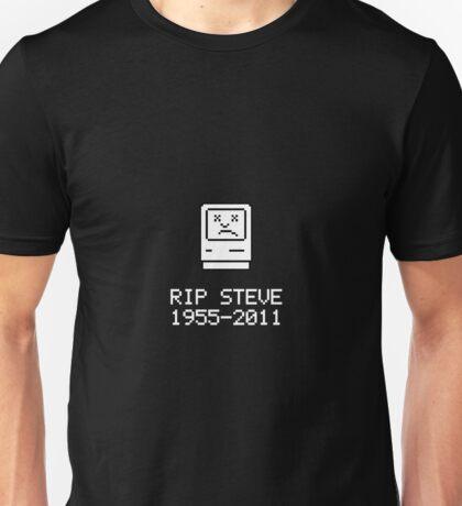 RIP Steve Unisex T-Shirt