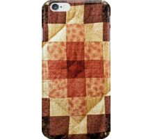 Handmade Quilt (iPhone case) iPhone Case/Skin