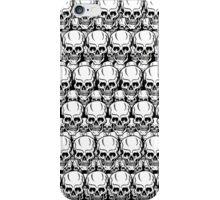 Skulls, Skulls, Skulls iPhone Case/Skin