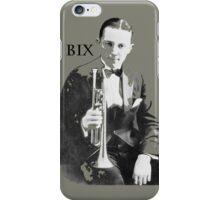 Ladies and Gentlemen: Bix Beiderbecke! iPhone Case/Skin