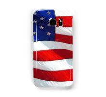 Old Glory (iPhone case) Samsung Galaxy Case/Skin