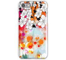 Floral Design (iPhone case) iPhone Case/Skin