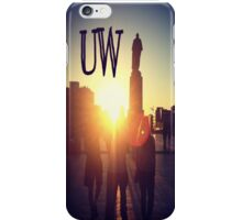 UW  iPhone Case/Skin