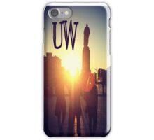UW  iPhone Case/Skin