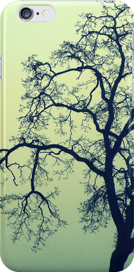 iPhone Tree <3 by eleveneleven