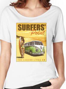 VW Kombi Surf Design Women's Relaxed Fit T-Shirt