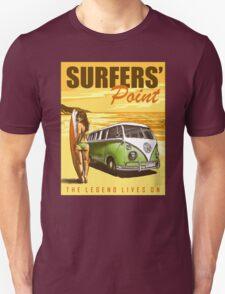 VW Kombi Surf Design T-Shirt