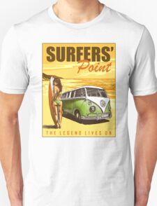 VW Kombi Surf Design T-Shirt