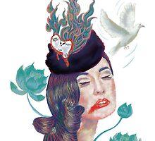 Friday Lady by WayNine