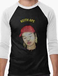 keith ape IT G MA Men's Baseball ¾ T-Shirt