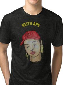 keith ape IT G MA Tri-blend T-Shirt