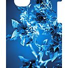 Blue Day iPhone or iPod Case by Kgphotographics