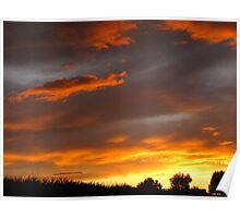 Sunset....10-5-2011 Poster