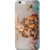dream and discover iPhone Case/Skin