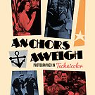 Anchors Aweigh by Sam Novak