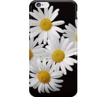 The Daisy never dies iPhone Case/Skin