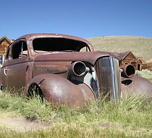 Bodie State Park, CA by Gallo