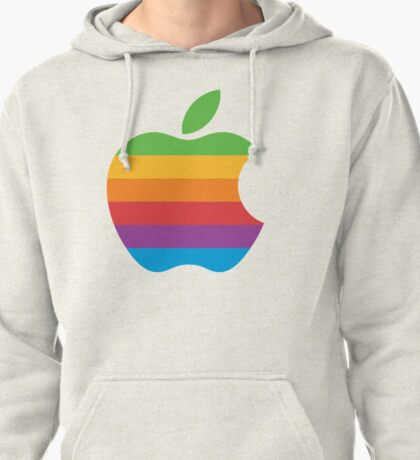 Apple  Pullover Hoodie