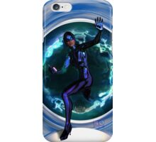 Experiment in Interdimensional Travel iPhone Case/Skin