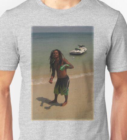 Thai Jet Ski Rasta Unisex T-Shirt