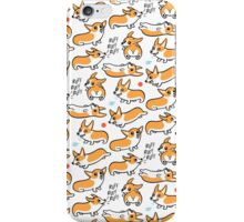 Cutie Corgis iPhone Case/Skin