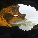 Natural Window by Dave Callaway